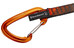 Black Diamond Freewire - Dégaine - 18 cm 6er Pack orange/noir